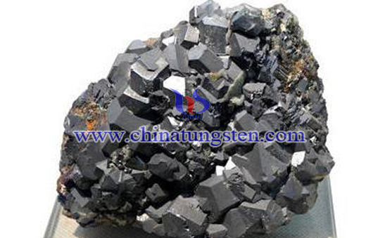 Tungsten Concentrate Picture